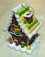 Christmas ornament - Ginger Bread House  from 2003