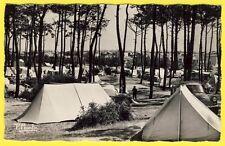 cpsm 85 - Les SABLES d'OLONNE (Vendée) Le CAMP des ROSES Camping Tentes Voitures