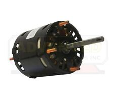 HVAC Motor 1/50 HP Shaded Pole 1550 RPM CCW 115V Direct Drive Blower Motor