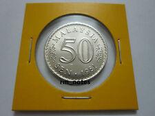 "MALAYSIA  50sen coin Parliament series 1981 ""BU"""