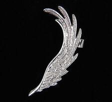 Vintage Ear Cuff Engel Flügel Ohrring Ohrklemme Ohrclip Ohrschmuck Angel 27