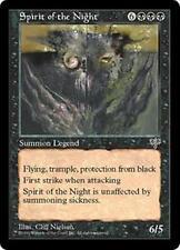 SPIRIT OF THE NIGHT Mirage MTG Black Creature — Demon Spirit RARE