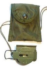 US Army Militär Kompass Cammenga 3H Tritium Compass