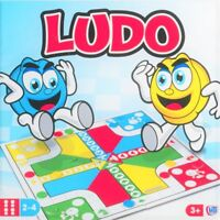 HTI Ludo Board Game family game for 2-4 people  *NEW*