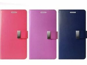 More Wallet Cover Case Multicolour Magnetic Clip For iPhone SE2 (2020) / 8P / 7P