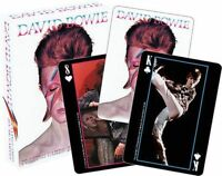 DAVID BOWIE - PLAYING CARD DECK - 52 CARDS NEW - MUSIC 52424