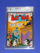 Batman #163 PGX 7.0 Joker Classic  Cover story DC Comics 1964