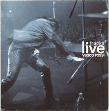 Vasco Rossi: Tracks Live - CD promo Vodafone colore Giallo