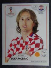Panini World Cup 2018 Russia - Luka Modri? Croatia No. 322
