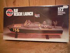 Airfix 05281 Series 5 RAF Rescue Launch 1/72 model kit (b181)