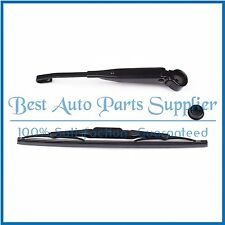 13.8For Jeep Patriot 2007- 2014 2015 2016 2017 New Rear Wiper Arm With Blade Set