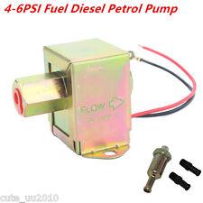Full Copper12V Standard 5/16 4-6PSI Facet Electric Fuel Diesel Petrol Facet Pump