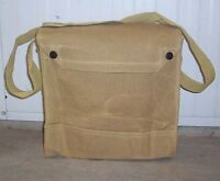 INDIANA JONES SHOULDER GAS MASK BAG - SUIT REENACTMENT, STEAMPUNK OR COSPLAY