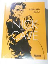 Nick Cave Graphic Novel Carlsen Verlag Hardcover NEU