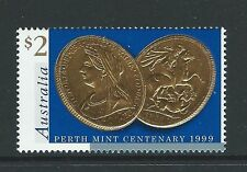 AUSTRALIA 1999 PERTH MINT CENTENARY UNMOUNTED MINT, MNH