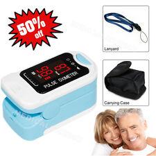 CMS50M LED Pulse Oximeter Finger Tip Spo2 Monitor Blood Oxygen Saturation Rate