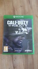 Call of duty Ghosts Xbox One comme neuf