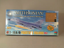 Airfix F-16 A/B Fighting Falcon Model Airplane Kit Incomplete 1:72 Scale
