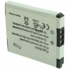 Batterie Appareil Photo pour CANON POWERSHOT SX430 IS - capacité: 900 mAh