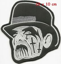 King Diamond  - face patch - FREE SHIPPING