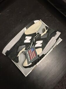 2016 New Balance X Todd Snyder 998 Black And Tan 9 Not Kith Ronnie Fieg Jcrew