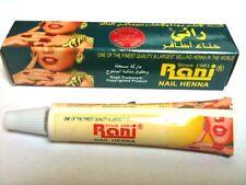 Rani Nail Henna High Quality From Saudi x 1pc - New Best Nail Henna!