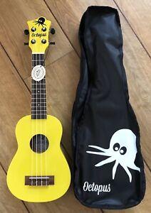 Octopus UK205 Soprano Yellow