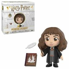 FUNKO 5 Star Harry Potter HERMIONE GRANGER with WAND + QUILL + HOGWARTS HISTORY