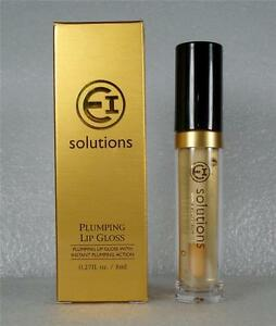 EI SOLUTIONS Crystal Clear Instant Plumping Action Vitamin Plumping Lip Gloss