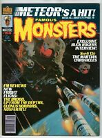 1980 Famous Monsters of Filmland Issue #160 Meteor Movie Cover NM