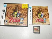 Zelda Phantom Hourglass Nintendo Ds Game