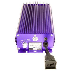 SALE! Lumatek 600W/750W/1000W 120/240V HPS/MH Dial-A-Watt Dimmable Ballast