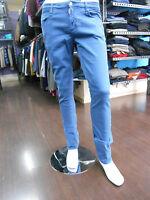 Men's Jeans Skinny Antony Morato ART.MMTR00082 Model Fredo COL.7023 Blue Gray