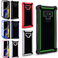 For Samsung Galaxy Note 9 Case, Defender Shockproof Heavy Duty Case Cover Note 9