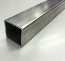 Stainless Steel Square Tube 6 X 6 X 14 X 41 Long 308