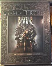 Game of Thrones: Complete First Season RARE George Bush Head Version (blu-ray)