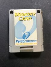 Memory Card Performance Brand for Nintendo 64 N64 #71