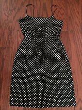 NWT J Crew Blouson polka dot Dress Size 2