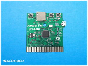 Kung Fu  KungFu Flash Commodore 64 128 better than  Easy-Flash SD2IEC PI1541