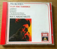 Prokofiev - Ivan the Terrible - Riccrdo Muti Film Music, Op 116