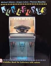 BOEK/LIVRE : JUKEBOX  SEEBURG,WURLITZER,ROCK-OLA,AMI .... (vintage,oude juke-box