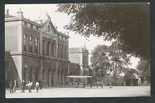 Zó was Dordrecht  Stationsplein omstr. 1910