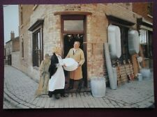 POSTCARD STAFFORDSHIRE DUDLEY - HARDWARE SHOP - BLACK COUNTRY MUSEUM