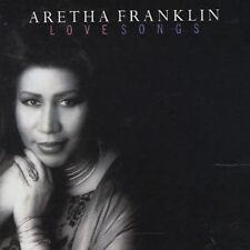 Love Songs by Aretha Franklin New UK Import CD W/Temptations B Raitt G Estevan