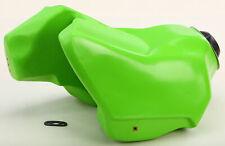 Large Capacity Fuel Tank Green 3.6 gal IMS 113113-G1 88-04 Kawasaki KX500