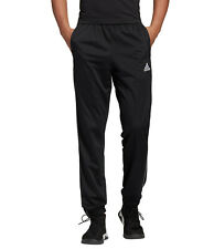 Adidas Men's Black Core 18 Presentation Lightweight Tapered Fitness Pants CE9050