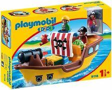 Playmobil Bateau de Pirates, 9118, Taille Unique