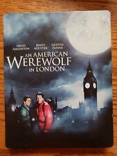 An American Werewolf in London steelbook