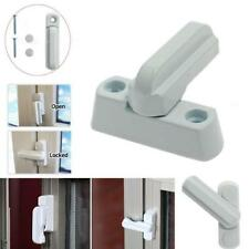 Plastic T-lock Steel Kids Safe Anti Theft Window Door Lock Latch Security HO3