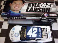 Kyle Larson #42 DC Solar 2018 Camaro ZL1 Action 1:24 scale car NIB NASCAR